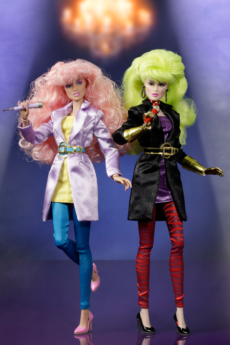 Sherry shoes Fit color Infusion /& Jem and the Holograms doll integrity toys #24