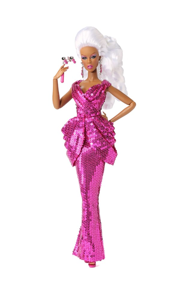 """12.5/"""" Integrity Toys~Red Realness RuPaul Red Sequined Gown~No Doll~LE 750~New"""